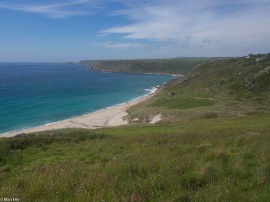 Cornwalls Strände