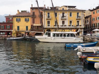 Malcine Hafen