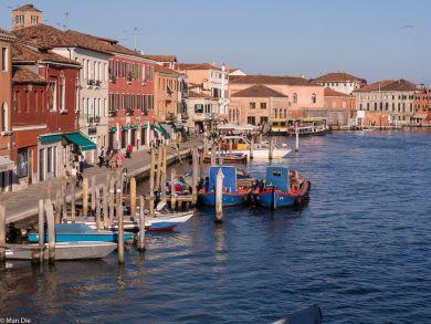 Murano, Kanal de Grande