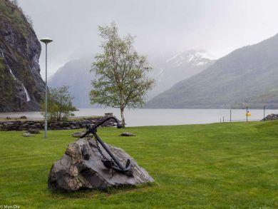 Norwegen Flam