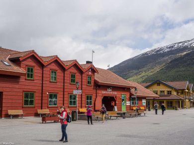 Norwegen Flambanan