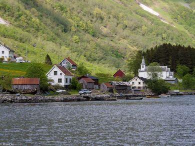 Norwegen Lysefjord