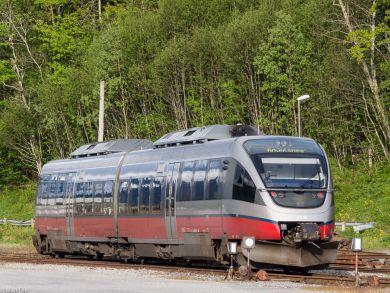Andalsnas Norwegen