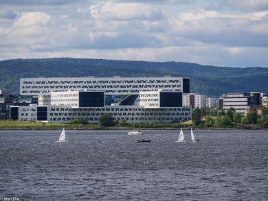 Bogdoy eine Oase in Oslo