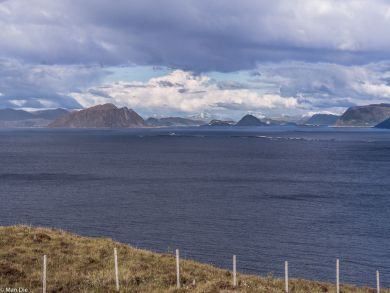 Runde Norwegen, Landschaft