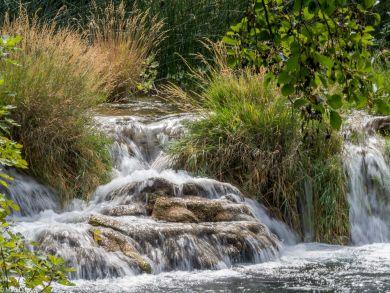 Kroatien Krka Nationalpark