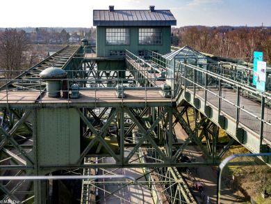Henrichenburg altes Schiffshebewerk