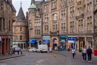 Golden Mile Edinburgh