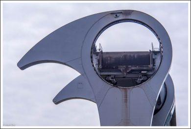 Falkirke Wheel, Schottland