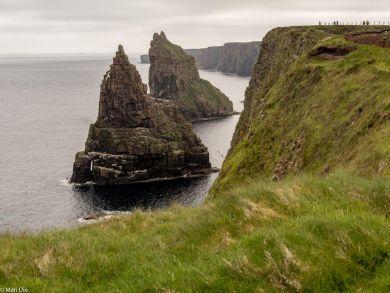 Duncansby Stacks Schottland