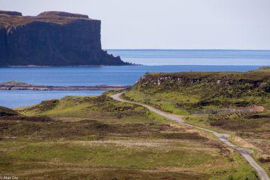 Küste auf Skye
