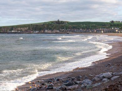 Die Bucht von Stonehaven