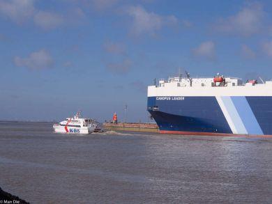 Emden Hafen