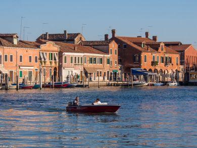 Murano, Canale