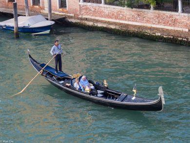 Venedig, Gondelfahrt