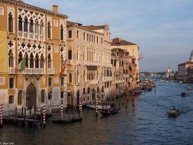 Venedig, Canale di Grande