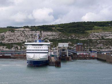 Fährschiffe in Dover