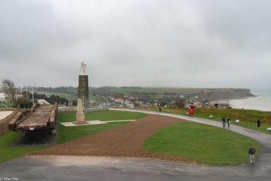Arromanches Gedenkstätte