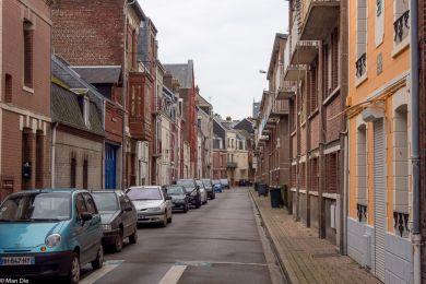 In der Altstadt Le Treport