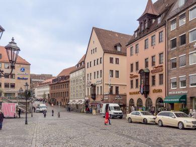 Hauptmarkt Nürnberg Übersicht