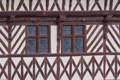 St. Valery en Caux das älteste Haus