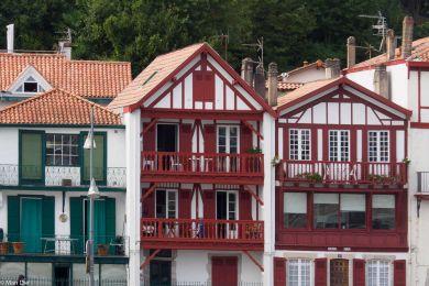 Im Zentrum von St. Jean de Luz