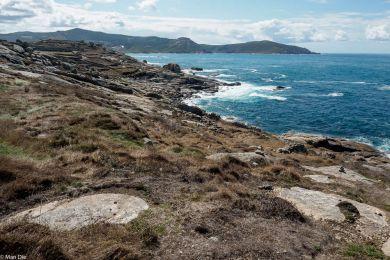 Muxia Landschaft am Kap