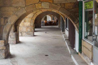 Gassen in Muros