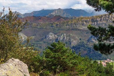 Blick vom Mirador del Fitu